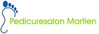 Pedicuresalon Martien logo