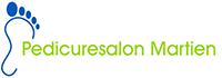 Pedicuresalon Martien logo